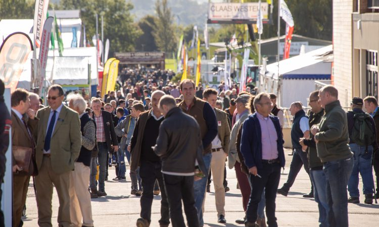 Royal Bath & West Society cancels Dairy Show for 2020