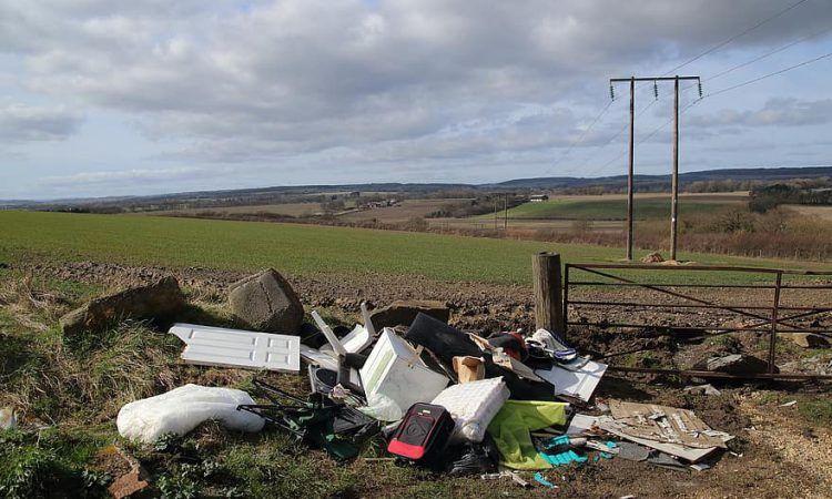 Flytipping: 'Scotland's beautiful countryside continues to be blighted by people's rubbish'
