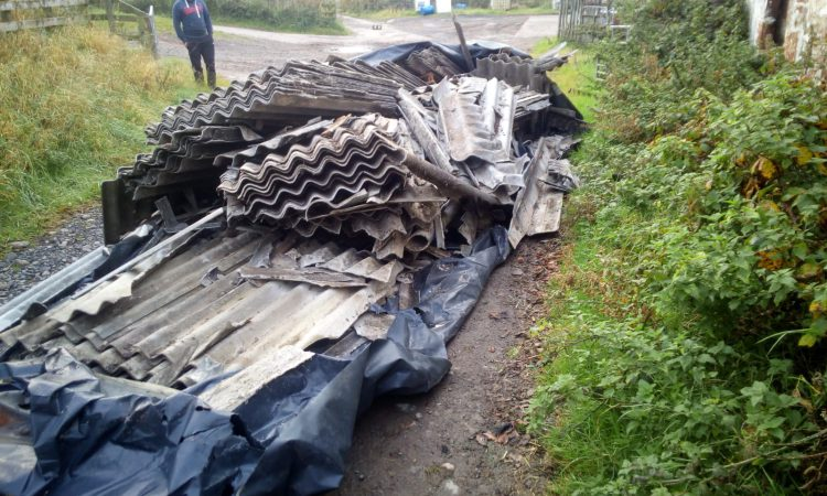'Alarming' fly-tipping figures are 'just the tip of the iceberg' – CLA