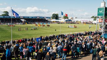 £2 million fundraising campaign gathers pace for Royal Highland Show