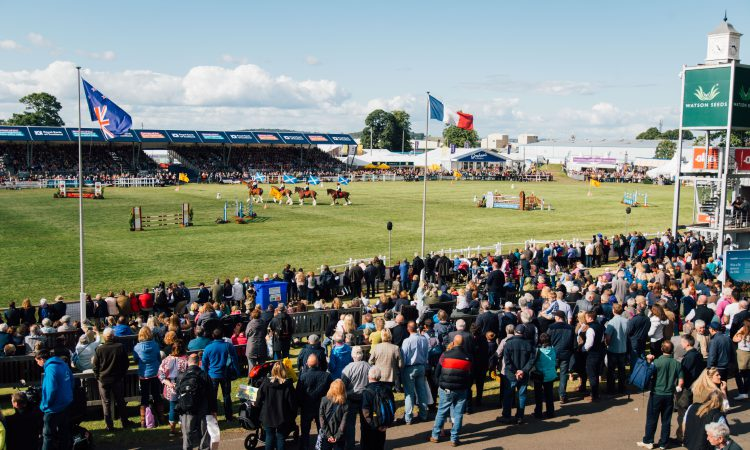 2021 Royal Highland Show to take place behind closed doors