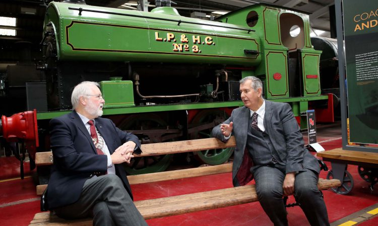 Poots launches £550,000 scheme to boost rural tourism