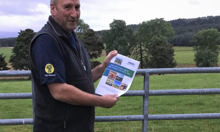 'Significant progress' made in achieving stability for farmers and crofters in Scotland's LFA