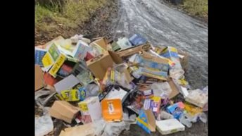 Farmer to fly-tippers: 'I'm going to bring a load of buffalo dung and tip it in your shop'