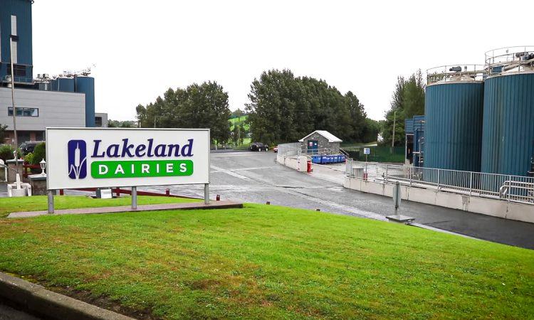Lakeland announces milk price for October supplies