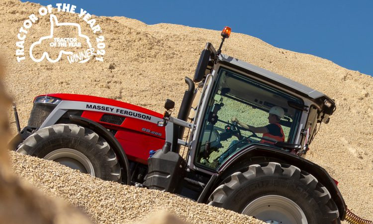 AGCO brands win big at 2021 Tractor of the Year awards