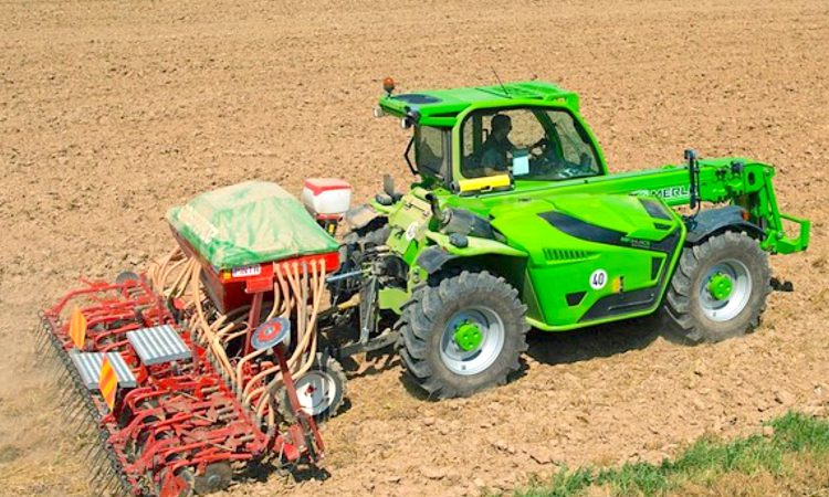 Merlo founder promises new inventions at recent ceremony