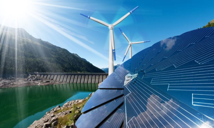 Renewable energy accounted for 20% of energy used in Europe in 2019