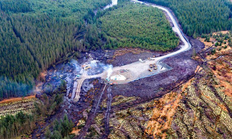 Criminal investigation launched into north-west landslide