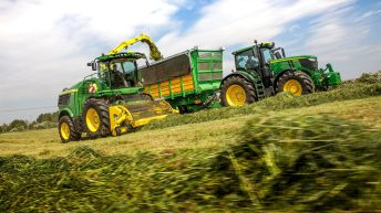 John Deere announces it will not attend Agritechnica 2021
