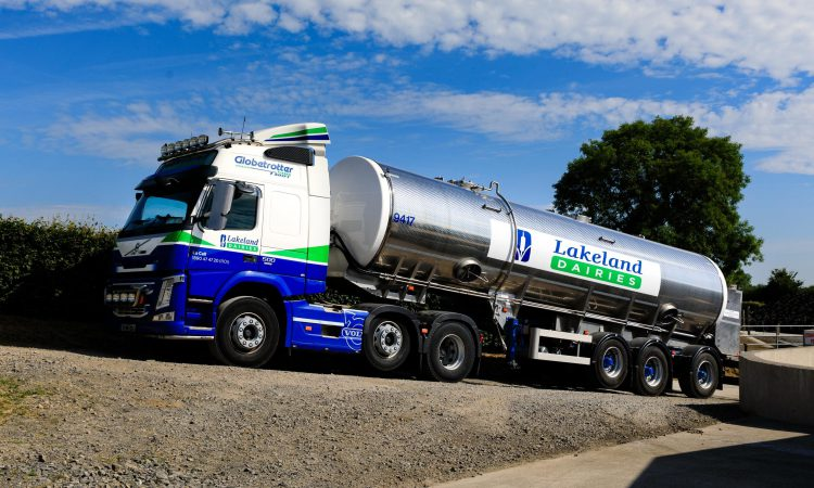 Lakeland Dairies sets milk price for December