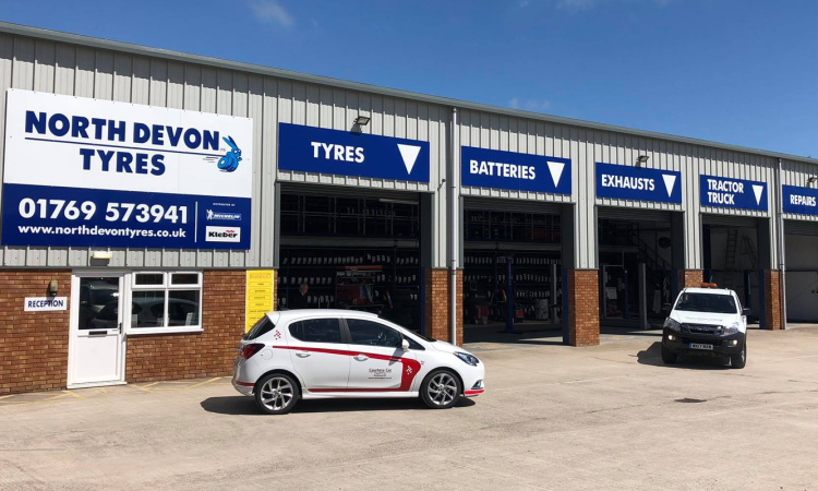 New Goodyear Farm Tyres distributor for the UK to be located in Devon