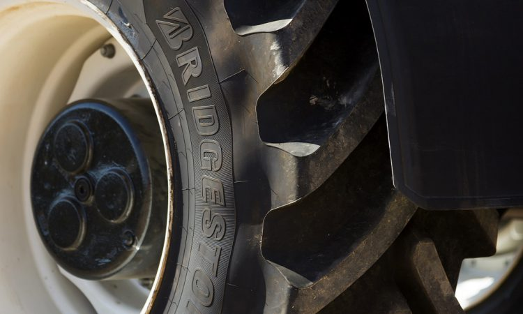 Bridgestone's VX TRACTOR tyres reaping dividends on first anniversary
