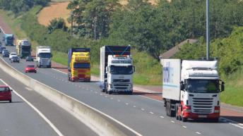 HGV driver shortage: West Midlands farmers dumping milk