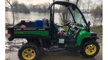 John Deere Gator and power tools stolen in Suffolk theft