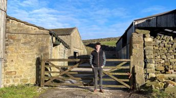 Yorkshire Water grants young farmer opportunity to run Scow Hall Farm