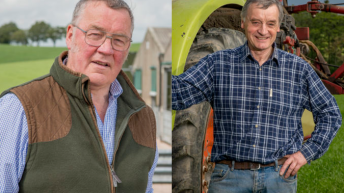NFUS president and vice-president thanked for contributions as they prepare to step down