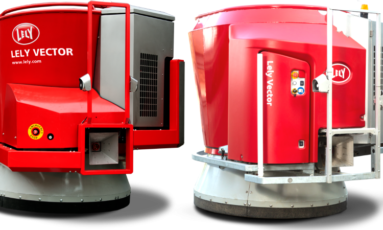 Lely aims to help farmers future-proof with additions to feeding system