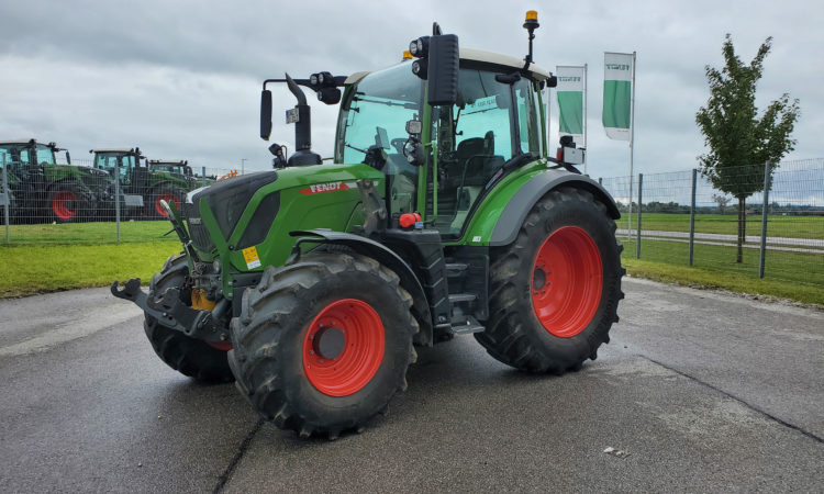 Fendt 200 and 300 series tractors join partnership with Continental TractorMaster