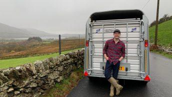 Trailer manufacturer aids TV presenter Matt Baker in bid to save the family farm