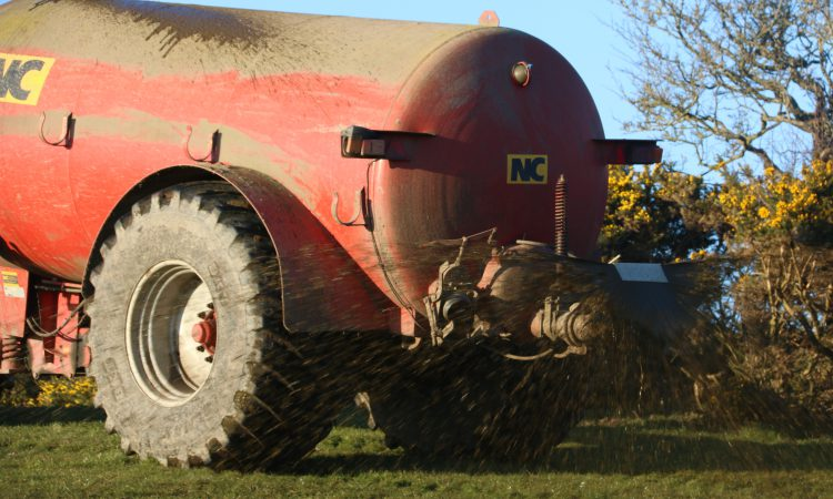 Poots: Industry must accept farming's influence on the environment has 'not always been positive'