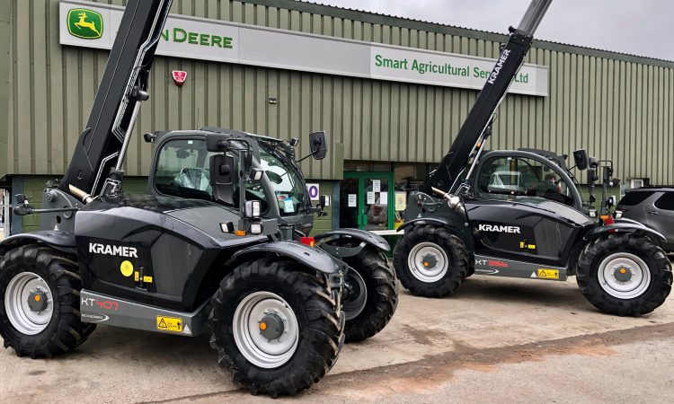 Extended Kramer and KUHN coverage for Somerset with new dealer acquisition