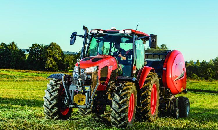 Pics: Kubota unveils its new M4 and M5 tractor ranges