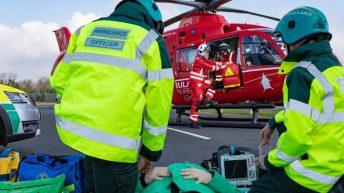 NI Air Ambulance secures extra £1 million funding as callouts increase 20%