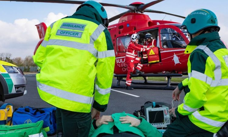NI Air Ambulance secures extra £1 million funding as callouts increase 20%