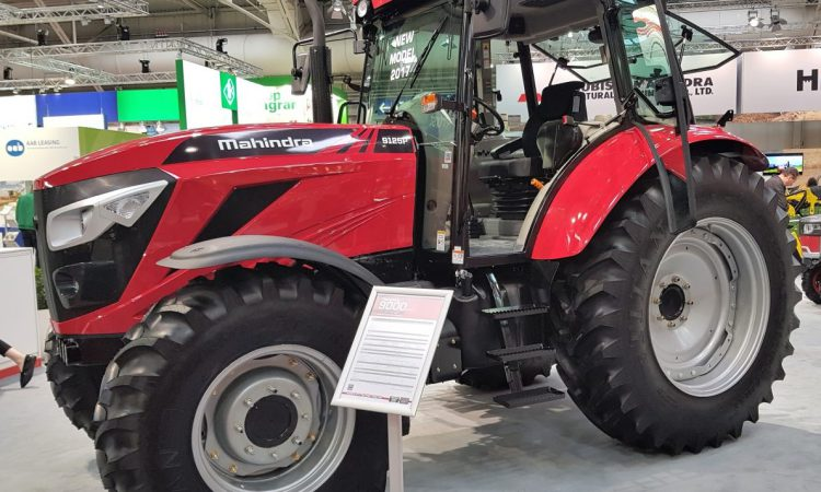 World's 'largest tractor company' appoints new CEO