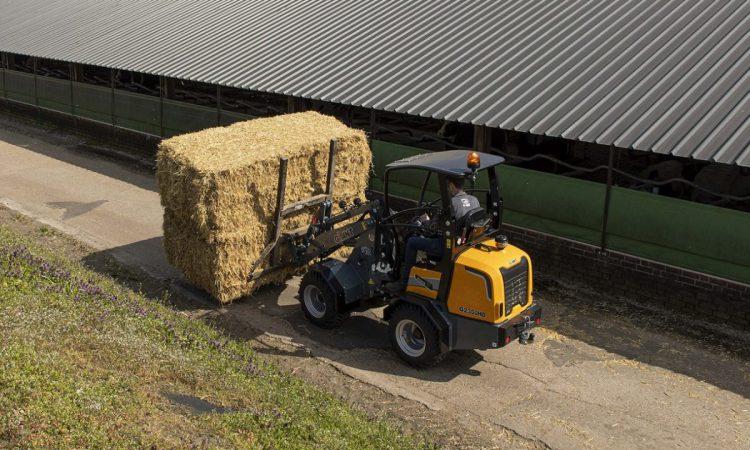 Pics: Tobroco-Giant unveils latest compact wheel loaders