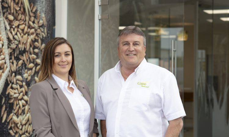 Cope Seeds & Grain announces new owner following management buyout