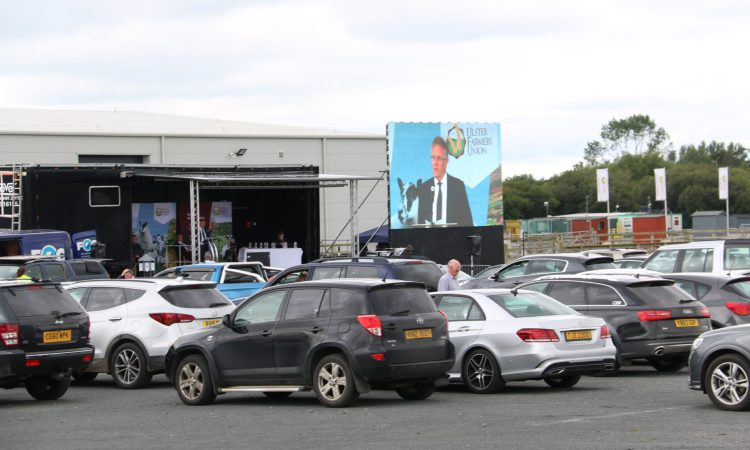 UFU rules out drive-in AGM for 2021