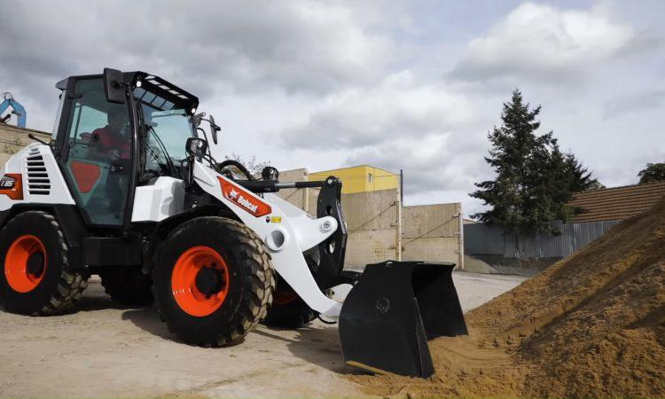 Bobcat compact wheel loader wins global design award