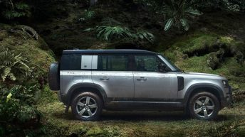 Land Rover Defender named 2021 World Car Design of the Year