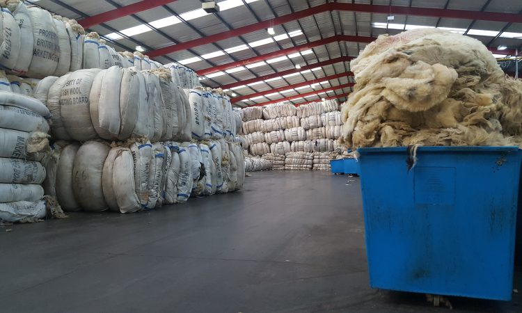 British Wool announces changes to producer haulage charge