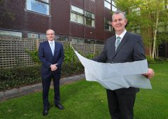 Poots announces £75 million investment in CAFRE campuses