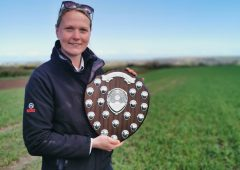Trials officer wins highly respected BASIS award