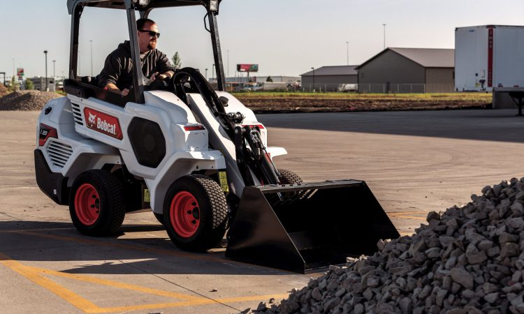Bobcat goes small with new articulated loaders