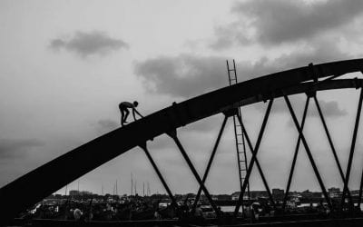 Daredevil takes the prize in the worlds most famous architectural photography competition