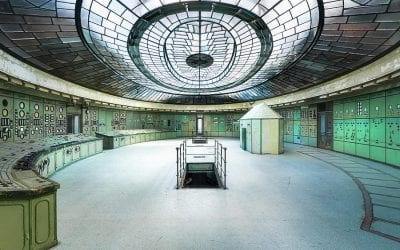 Art Deco power station takes control in construction's finest photography competition