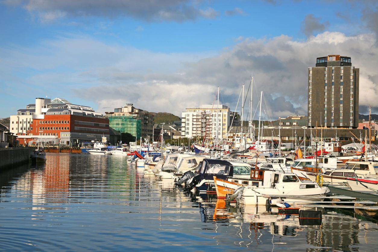 Bodø har mange flotte opplevelser å by på. Men om du kommer med leiebil kan du også få med deg opplevelser underveis. Foto: Istock