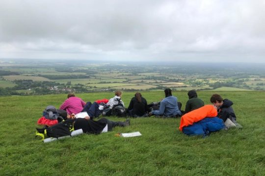 DofE Expeditions 2021