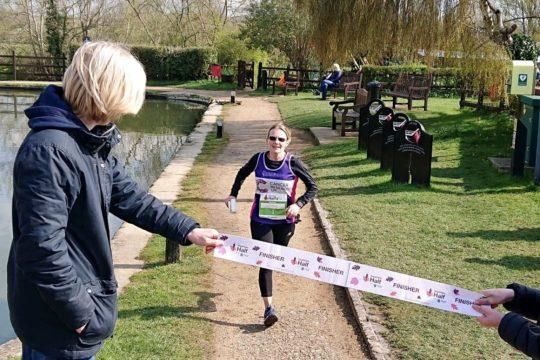 Royal Parks Virtual Half Marathon 2021