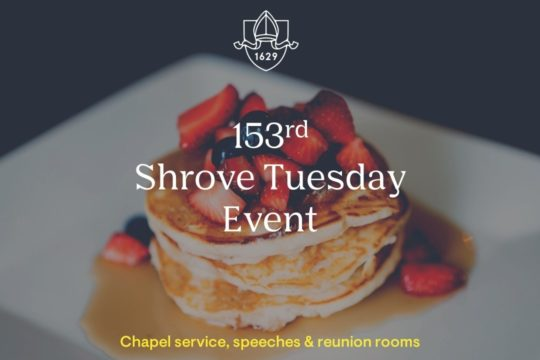 153rd Shrove Tuesday event goes digital & global