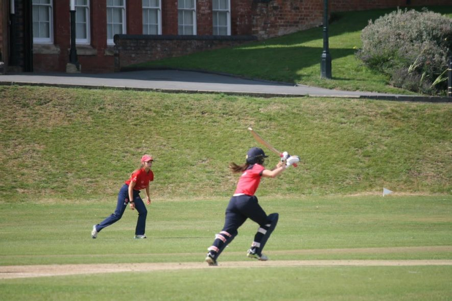 Cricket success for student Sally