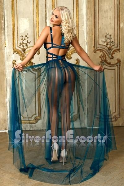 Mercedes from 1000 London Escorts