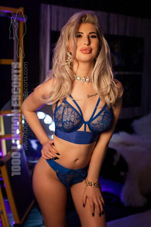 Amore from 1000 London Escorts