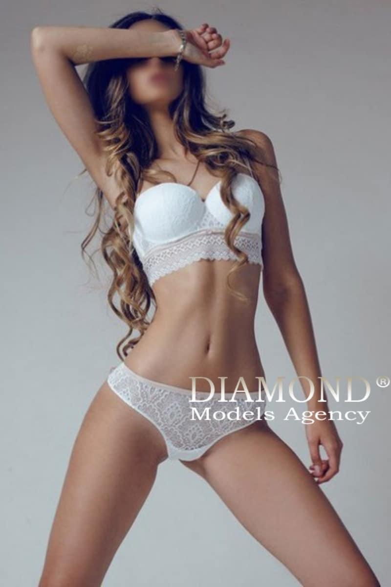 Eliza from Diamond Elite Models