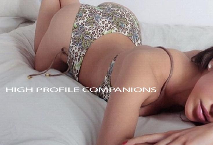 Ella from High Profile Companions